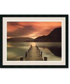 @Overstock.com - Artist: Mel AllenTitle: Ullswater, Glenridding, Cumbria Framed Art PrintProduct Type: Framed Printhttp://www.overstock.com/Home-Garden/Mel-Allen-Ullswater-Glenridding-Cumbria-Framed-Art-Print/3942135/product.html?CID=214117 $108.04