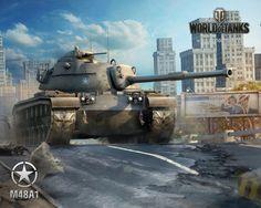World of Tanks: Ein Sommer auf Ketten