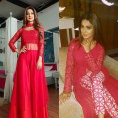 Bandhani Dress, Saree Dress, Designer Party Wear Dresses, Indian Designer Outfits, Lehenga Designs, Kurta Designs, Indian Dresses, Indian Outfits, Indian Formal Wear