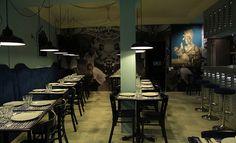 Restaurante Gumbo. Madrid  www.beriotbernardini.net  http://beriotbernardini.blogspot.com.es/