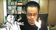 Ver Un japonés quema su casa de la manera más absurda durante un streaming