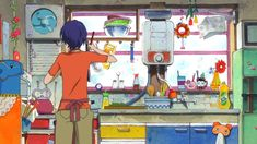 anime house background - Buscar con Google