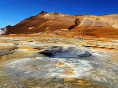 Bildergebnis für island vulkanlandschaft
