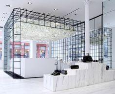 Alexander Wang Flagship Store Soho   Yellowtrace.