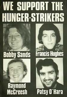 October 3, 1981-Irish republicans at the Maze Prison near Belfast, Northern Ireland, ended seven months of hunger strikes that had claimed 10 lives.