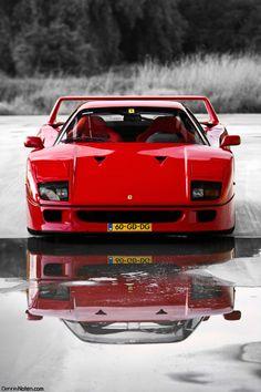Ferrari F40 (by Denniske)