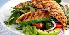 Resultado de imagen para comida sana y rica