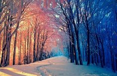 Winter beauty😍 | beauty, perfect and winter