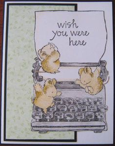 penny black mice stamps - Google Search