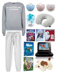 """Long Car Ride (cgl, cglre)"" by transboyfanboy ❤ liked on Polyvore featuring Private Party, adidas, Disney, HAY and Jellycat"