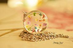FelicityStore – Halloo flower necklace