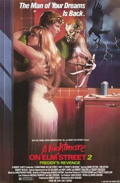 Lots of gay/homoerotic subtext in this one! A Nightmare on Elm Street 2: Freddy's Revenge (1985)