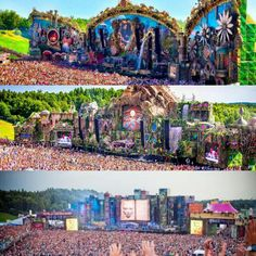 """Tomorrowland"""