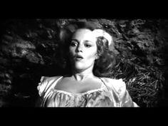 Young Frankenstein-The Monster and Madeline Kahn hook up