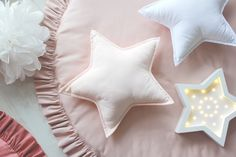 A personal favourite from my Etsy shop https://www.etsy.com/listing/573869189/powder-pink-play-mat-round-play-mat-soft