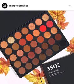 Morphe 3502 Second Nature Palette. I want!!!