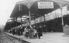 Wysiedlenie Niemców z Wrocławia, 1945 r.