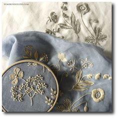 Delicate Needlework- Yumikohiguchi
