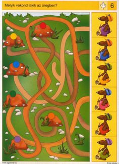 correction isons EST ICI logico PRIMO Piccolo et change-Chat discussion fermeture permanente / sujets / forums archivés Maze Puzzles, Logic Games, Critical Thinking, Speech Therapy, Learning Activities, Worksheets, Crafts For Kids, Kindergarten, Preschool
