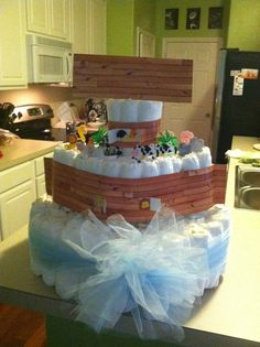 noah's ark baby shower decorations - Google Search
