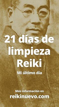 21 días de #limpieza #Reiki, mi último día + info: https://www.reikinuevo.com/21-dias-limpieza-reiki/