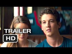 The Spectacular Now Official Trailer #1 (2013) - Shailene Woodley Movie HD - YouTube