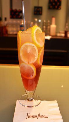 Bacardi Oakheart Samba: 1.5oz Bacardi Oakheart Spiced Rum, 0.5oz Cointreau, 1oz fresh squeezed lemon juice, 0.5oz agave nectar, splash of fresh squeezed orange juice