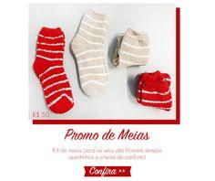 Promo de Meias Any Any lingerie
