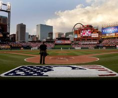 St. Louis--one of the best baseball cities and stadiums in the country