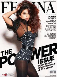 Priyanka Chopra - Femina #Bollywood #Fashion #Style