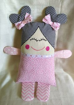 Amazing Home Sewing Crafts Ideas. Incredible Home Sewing Crafts Ideas. Fabric Crafts, Sewing Crafts, Sewing Projects, Fabric Toys Diy, Sewing For Kids, Baby Sewing, Baby Crafts, Diy And Crafts, Doll Patterns