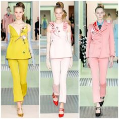 Autumn/Winter 2015 Ready-To-Wear: Prada Women's Collection