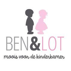 Ontwerp logo 'Ben & Lot - moois voor de kinderkamer'