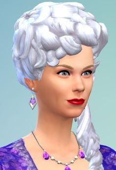 Marie-Antoinette Hairstyle https://birkschessimsblog.wordpress.com/2015/11/01/kirsten-dunst-as-marie-antoinette/