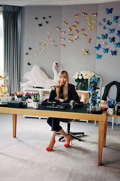 The Force Behind Dior's Jewels - WSJ.com Victoire de Castellane