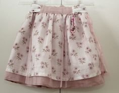 Fairy skirt: the tutorial - Smichkine - Coin Couture, Baby Couture, Couture Sewing, Fashion Weeks, Fashion Sewing, Girl Fashion, Diy Jupe, Tutu Rock, Little Girl Skirts