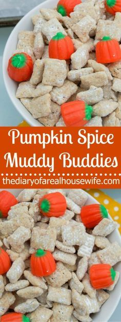 Easy Pumpkin Spice Muddy Buddies. I LOVED this recipe. Different then what I have seen before and really the best way I have tried.