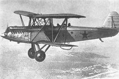 Polikarpov R-5 #flickr #biplane #1930s #CCCP