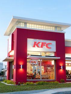 Image result for mall exterior Kfc Restaurant, Restaurant Exterior, Mall Design, Store Design, House Design, Logo Design, Retail Architecture, Architecture Design, Modern Restaurant Design