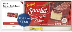 Sara Lee Target