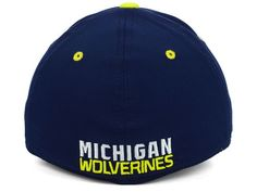 1820cb6d1c4 Michigan Wolverines adidas NCAA 2014 Coaches Flex Hat Hats Michigan  Wolverines