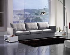 #grey #sofa #диван G&G imbottiti OPEN, OPEN