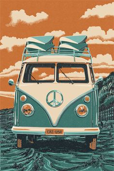 There have been over ten million camper vans built over the years of Volkswagen. That is enough to stretch around the whole world! If you like this image, go to Lantern Press and have it printed onto various items for your next road trip in the van. Be sure to look at items like environmentally friendly tote bags! Get a quote today! @LanternPress #Belvedere - See more at: http://www.belvedereexclusive.com/lantern-press-image-of-the-day-vw-van/#sthash.DEE32Rx8.dpuf