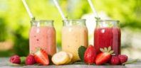 Smoothies are perfect for breakfast, lunch and evening snack. Colorful and delicious smoothies will help you drop down few calories. Fruit Smoothies, How To Make Smoothies, Healthy Smoothies, Healthy Drinks, Healthy Recipes, Morning Smoothies, Homemade Smoothies, Breakfast Smoothies, Healthy Eating