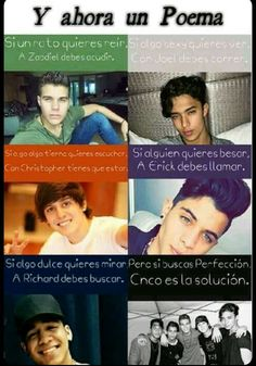 Read capitulo 10 from the story Amor o Amistad ❤❤❤❤❤❤ Cnco y Tu by (jazmin valencia) with reads. Memes Cnco, Best Memes, Jokes, O Love, Love Of My Life, Latin Artists, Prince Royce, Spanish Memes, Teenager Posts