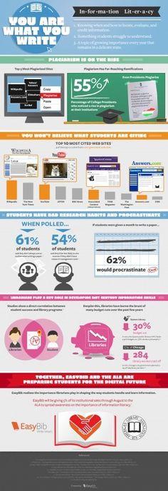 ¿Internet embrutece a los estudiantes? #infografia #infographic #internet#education « EaD y TIC