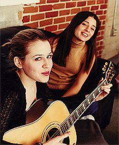 Majandra and Sherri