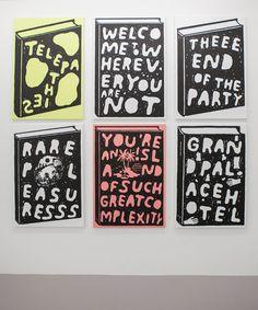 Work : Stefan Marx