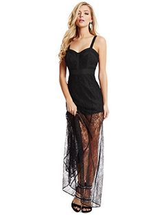 Marciano Women's Ileanna Lace Gown GUESS by Marciano http://www.amazon.com/dp/B00VIOAIRW/ref=cm_sw_r_pi_dp_CIFOvb11TQG6Q