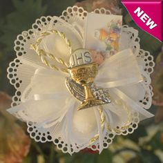 First Holy Communion Confetti Flower myitalianfavors.com™